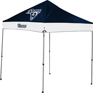 Los Angeles Rams 10 X 10 Canopy Tailgate Tent