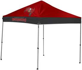 Tampa Bay Buccaneers 9 X 9 Canopy - Tailgate Shelter Tent with Carry Bag