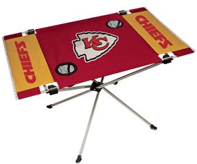 Kansas City Chiefs Endzone Table