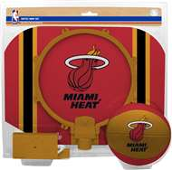 Miami Heat  NBA Indoor Softee Basketball Hoop Slam Dunk Set