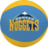 Denver Nuggets  Free Throw 4 inch Softee Basketball