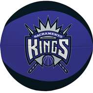 Sacramento Kings  Big Boy 8 Inch Softee Basketball - Rawlings