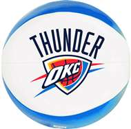 Oklahoma City Thunder 8 inch Softee Basketball