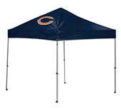 Chicago Bears 9 X 9 Straight Leg Canopy Tent