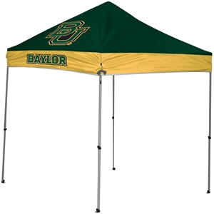 Baylor University Bears NCAA 9X9 STRAIGHT LEG CANOPY with Carry Bag - Rawlings