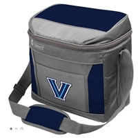 Villanova University Wildcats 16 Can with ice Coleman Cooler