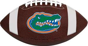 University of Florida Gators  Rawlings Game Time Full Size Football Team Logo
