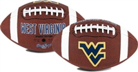 University of West Virginia Mountaineers Rawlings Game Time Full Size Football Team Logo