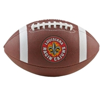 University of Louisiana Lafayette Rawlings Game Time Full Size Football Team Logo