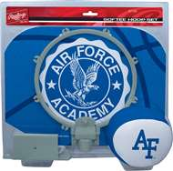 United States Air Force Acadmey Falcons Slam Dunk Softee Indoor Hoop Set