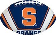 "Syracuse University Orange ""Goal Line""  8"" Softee Football"