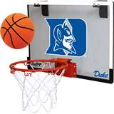 Duke University Blue Devils Indoor Basketball Goal Hoop Set Game