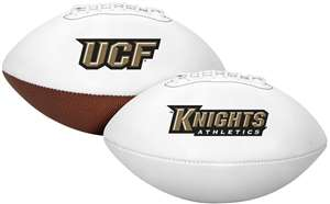 University of Central Florida  Knights Signature Series Autograph Full Size Rawlings Football