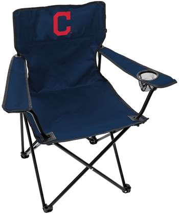 Cleveland Indians Elite Quad Chair