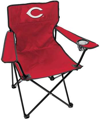 Cincinnati Reds Elite Quad Chair