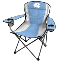 University of North Carolina Tarheels Folding Chair XL Big Boy 300 lbs