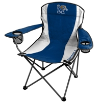 Memphis Tigers Folding Chair XL Big Boy 300 lbs