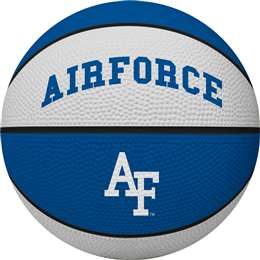 "US Air Force Academy Falcons ""Alley Oop"" Youth-Size Rubber Basketball"