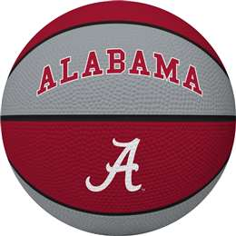 University of Alabama Crimson Tide Alley Oop Youth-Size Rubber Basketball