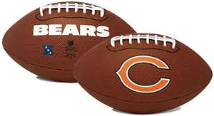 Chicago Bears Game Time Full Size Football