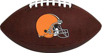"NFL Cleveland Browns ""Game Time"" Full Size Football Full Size Football"