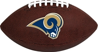 Los Angeles Rams   Game Time Full Size Football - Rawlings