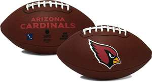 Arizona Cardinals Game Time Full Size Football