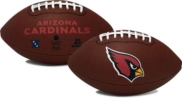 "NFL Arizona Cardinals ""Game Time"" Full Size Football Full Size Football"