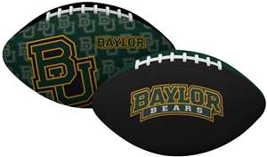 University of Baylor Bears Gridiron Junior Size Football