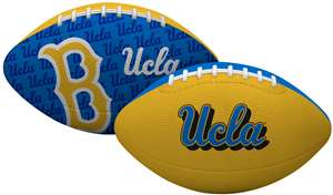 UCLA Bruins Gridiron Junior Size Football