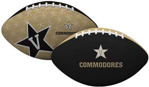 Vanderbilt University Comodores Gridiron Junior Size Football