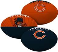 Chicago Bears  3rd Down 3 Ball Softee Mini Football Set