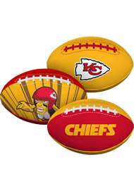 "Kansas City Chiefs ""Third Down"" Softee 3-Football Set"