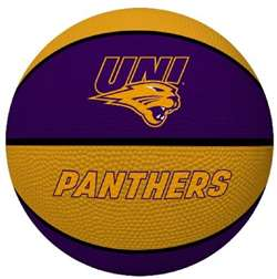 Northern Iowa University Full Size Crossover Basketball - Rawlings