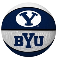 BYU Cougars Brigham Young University Full Size Crossover Basketball - Rawlings