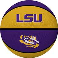 LSU Louisiana State University Tigers Full Size Crossover Basketball - Rawlings
