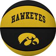 University of Iowa Hawkeyes Full Size Crossover Basketball - Rawlings