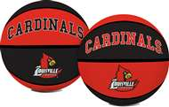 University of Louisville Cardinals Full Size Crossover Basketball - Rawlings