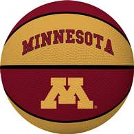 University of Minnesota Golden Gophers Full Size Crossover Basketball - Rawlings