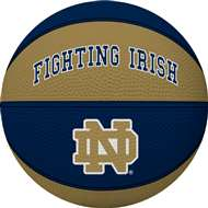 Notre Dame University Fighting Irish Full Size Crossover Basketball - Rawlings