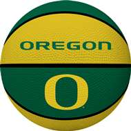 University of Oregon Ducks Full Size Crossover Basketball - Rawlings