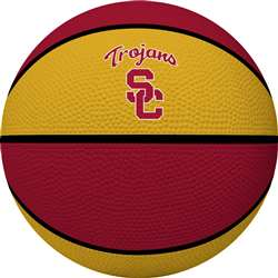 University of Southern California USC Trojans Full Size Crossover Basketball - Rawlings