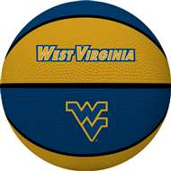 University of West Virginia Mountaineers Full Size Crossover Basketball - Rawlings