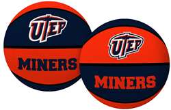 UTEP Miners Full Size Crossover Basketball - Rawlings