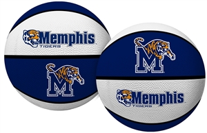 University of Memphis Tigers Rawlings Full Size Basketball Team Logo