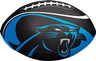 "Carolina Panthers ""Goal Line""  8"" Softee Football"