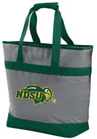 North Dakota State University Bison 30 Can Soft Sided Tote Cooler