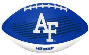 "US Air Force Academy Falcons ""Grip Tek"" Youth Size Rubber Football"