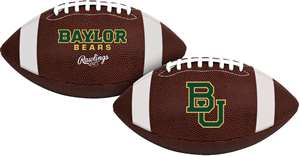 Baylor University Air It Out Mini Gametime Football