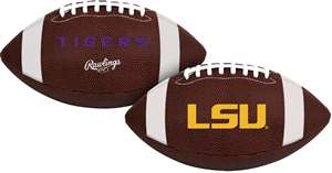 Louisiana State University LSU Tigers Air It Out Mini Gametime Football